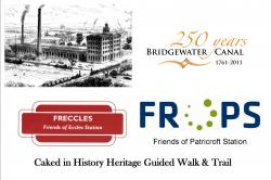 Caked in History Guided Walk & Trail
